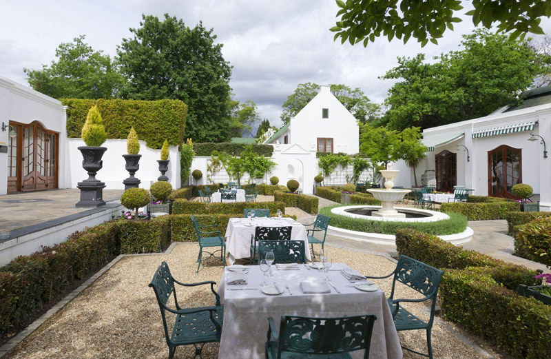 Accommodation at the Lanzerac Hotel & Wine Estate, Stellenbosch